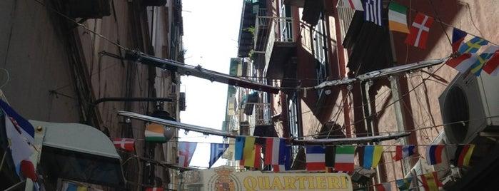 Quartieri Spagnoli is one of ZeroGuide • Napoli.