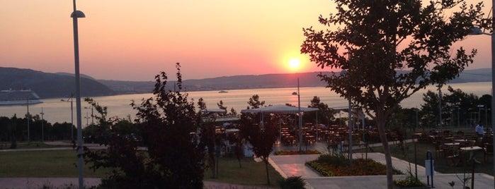 Özgürlük Parkı is one of Canakkale.