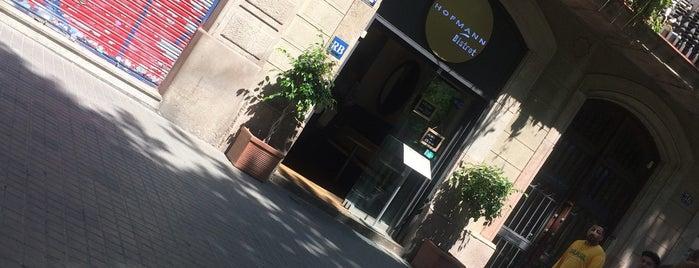 Arroz Hofmann is one of restaurants bcn qualitat.