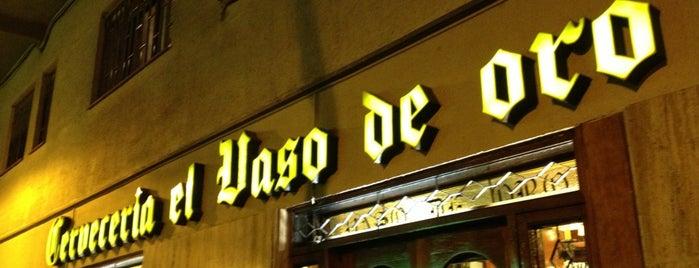 El Vaso de Oro is one of tapes bcn.