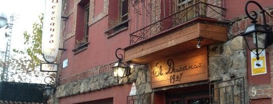 Restaurante El Descanso 1927 is one of Comer Pozuelo.