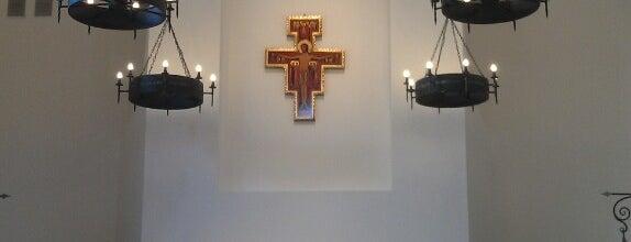 Католический Монастырь Святого Антония Чудотворца is one of lugares espirituales.