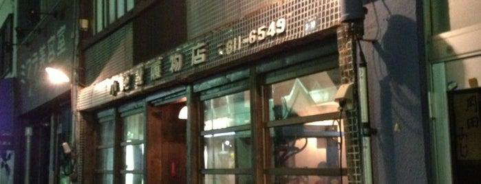 小池靴履物店 auguri is one of Bars.