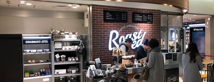 Roasted Coffee Laboratory is one of Great coffee.