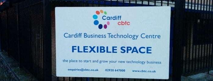 Cardiff Business Technology Centre is one of Business Centre.