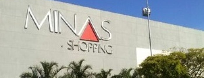 Minas Shopping is one of Buy & Sell.