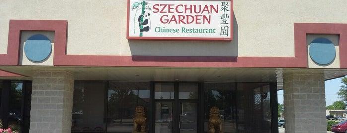 Szechuan Garden is one of Food.