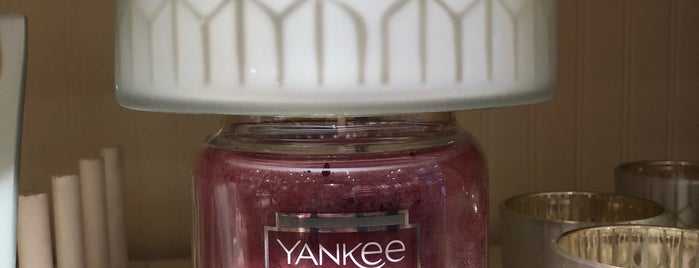 Yankee Candle Company is one of Shopping.