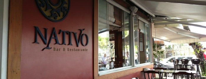 Nativo Bar e Restaurante is one of RJ para comer.