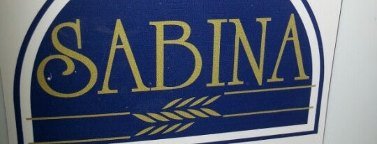 Sabina is one of Restaurantes.