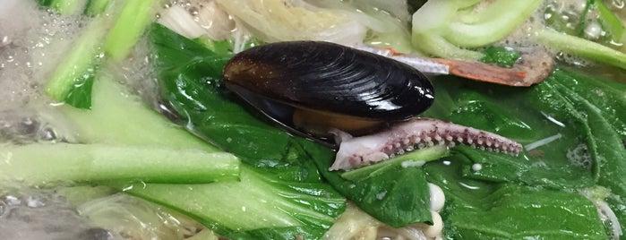 美味亭 is one of 錦糸町.
