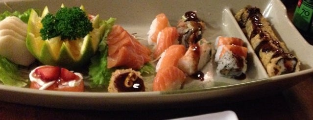 Mure Sushi is one of Henri's TOP Japanese Food.