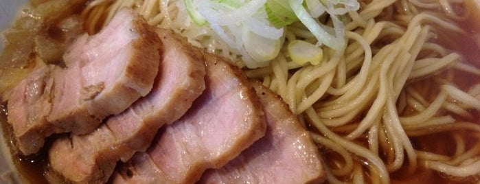自家製麺 伊藤 浅草店 is one of Oshiage - Asakusa.
