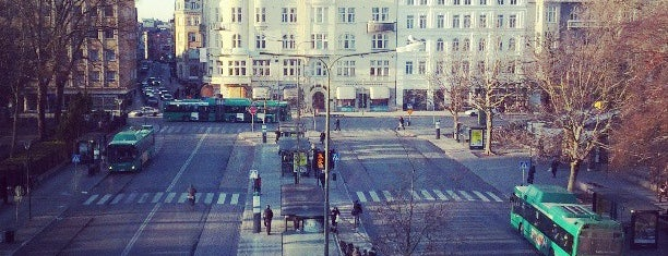 Gustav Adolfs Torg is one of Hip to Be Square!.