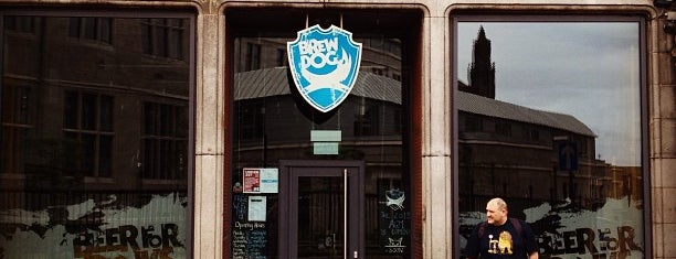 BrewDog Aberdeen is one of Aberdeen.