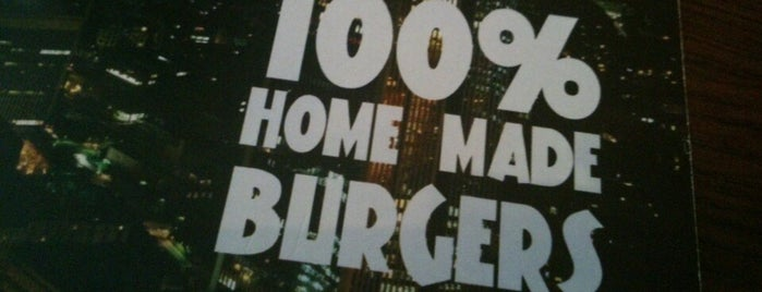 Heroes Premium Burgers is one of Burger!.