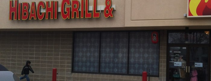 Hibachi Grill & Supreme Buffet - Sioux Falls is one of Good Eats.