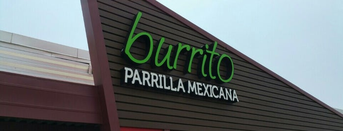Burrito Parrilla Mexicana is one of Chicago.