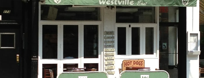 Westville East is one of Food Near the Venues.