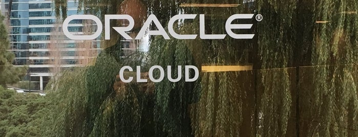 Oracle Plaza is one of silicon valley.