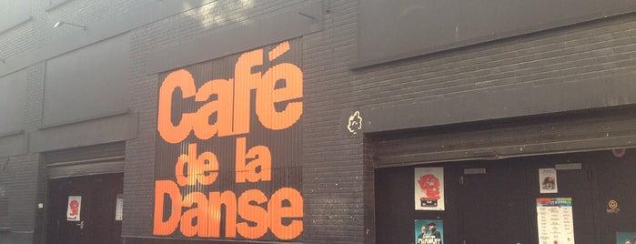 Café de la Danse is one of The 15 Best Places with Live Music in Paris.