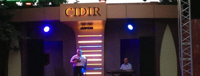 Cidir Restaurant is one of Restaurants in Baku (my suggestions).