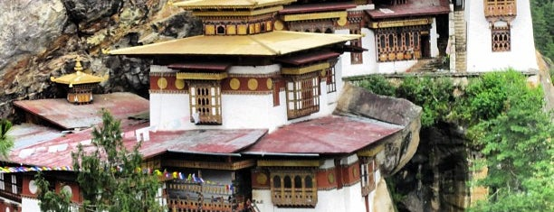 Paro Taktsang   Tiger's Nest Monastery is one of Other.