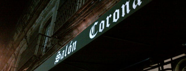 Salón Corona is one of RESTAURANTES C:.