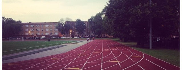 North Park Track is one of My places.