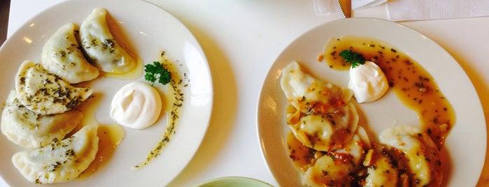Pierogi - andere polnische Schmeckereien is one of Testen: Essen.