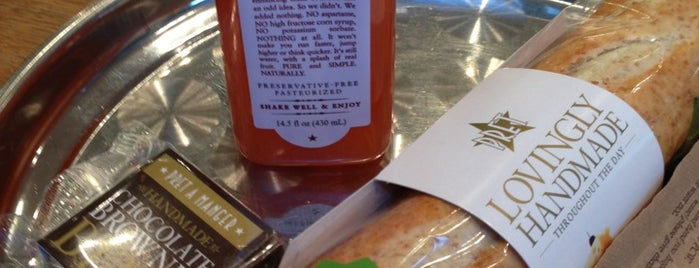 Pret A Manger is one of NY Todos.