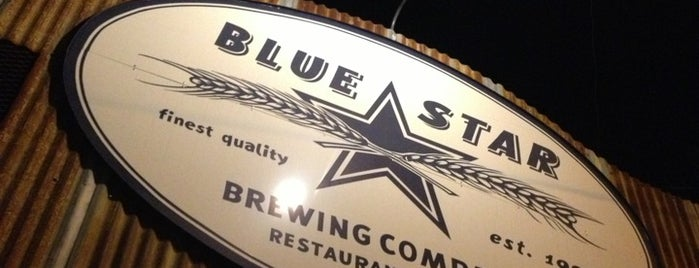 Blue Star Brewing Company is one of San Antonio Eats.