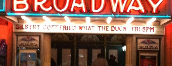 Broadway Theatre of Pitman is one of Kid Stuff.