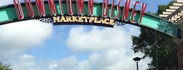Disney Springs Marketplace is one of Orlando, FL.