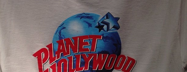 Planet Hollywood Super Store is one of Disney World!.