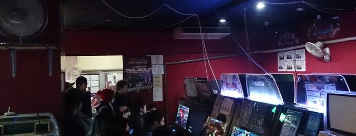 オレンジハウス is one of 関西のゲームセンター.