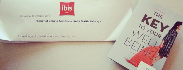 Ibis Hotel is one of Hotel Asia.