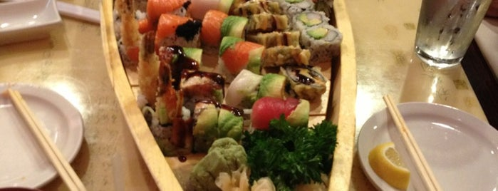 Kyoto Sushi Bar is one of Fav list.