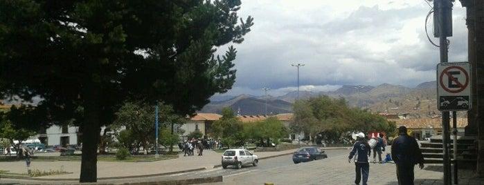 Plaza de San Francisco is one of Perú.