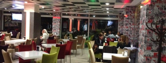 Koru Cafe & Restaurant is one of Trabzon <3.