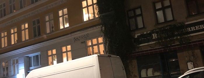 Rita's Smørrebrød is one of Copenhagen.