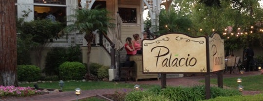 Palacio is one of Date Night.