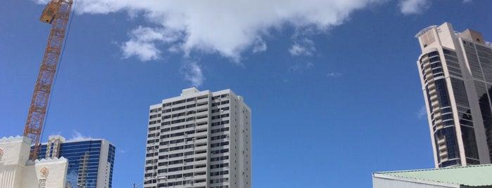 Kaka'ako is one of Waikiki.