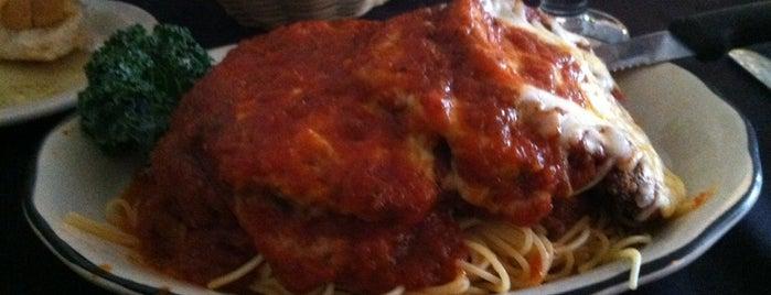 Pasta Villa is one of RIT Bucket List.