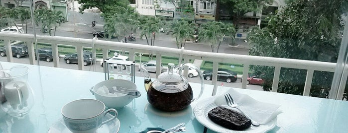 Partea is one of To do in HCMC.