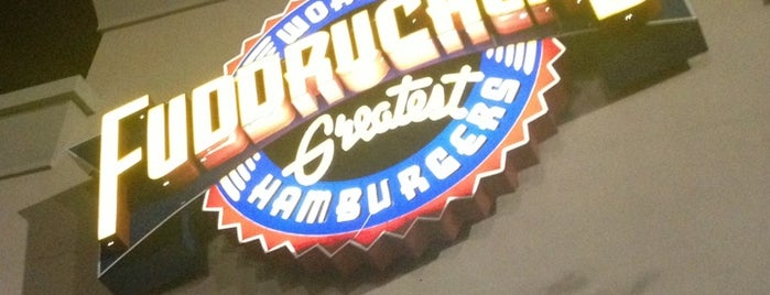 Fuddruckers is one of Lukas' South FL Food List!.