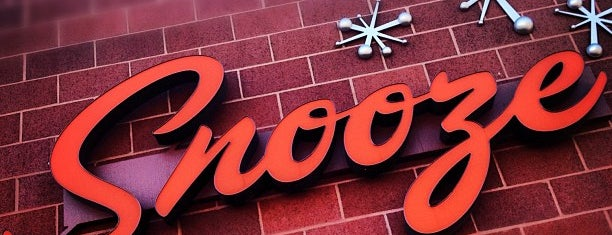 Snooze: An A.M. Eatery is one of Colorado.