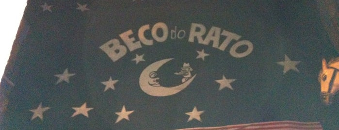 Beco do Rato is one of Na Lapa.