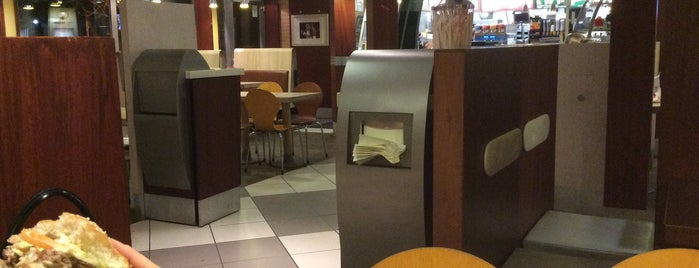 McDonald's is one of France.