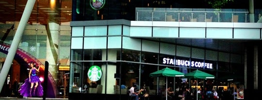 Starbucks is one of Cafe or Coffee Shop.